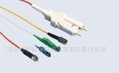 供应SMA-E200光纤连接器(跳线)