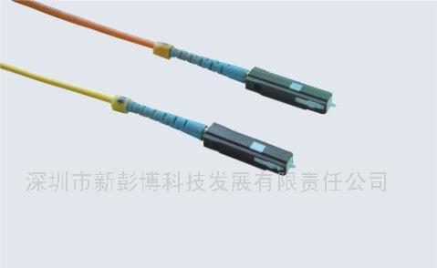供应MU光纤连接器(跳线)