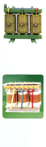 供应SG、ZSG系列三相干式整流变压器