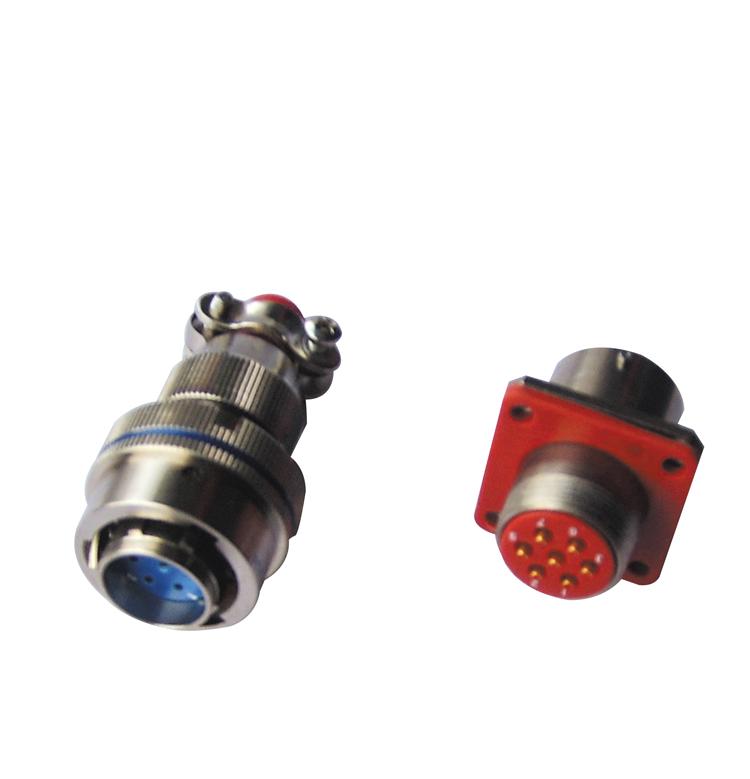 供应LBCXCH 系列线簧式焊接船用滤波电连接器