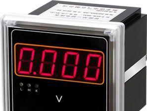 4U3B三相交流电压变送器 优选永诺图片