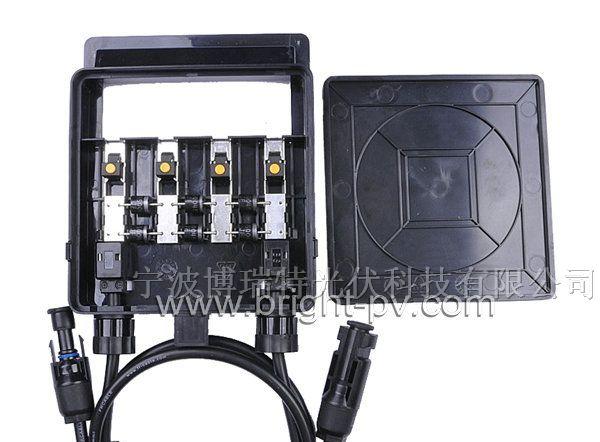 供应太阳能电池板光伏接线盒8102