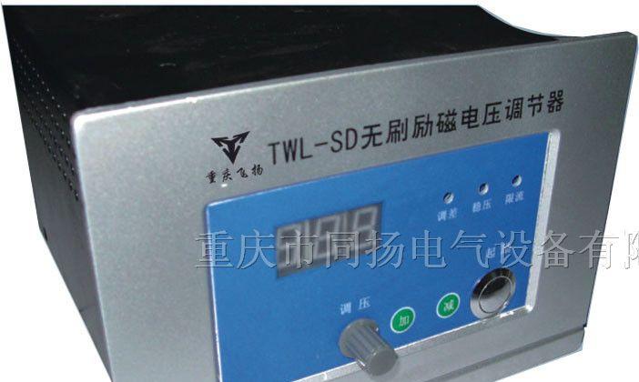 注意不允许当调节器接在发电机上时外加电源充磁
