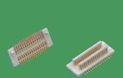 供应0.5mm双槽板对板连接器(图)