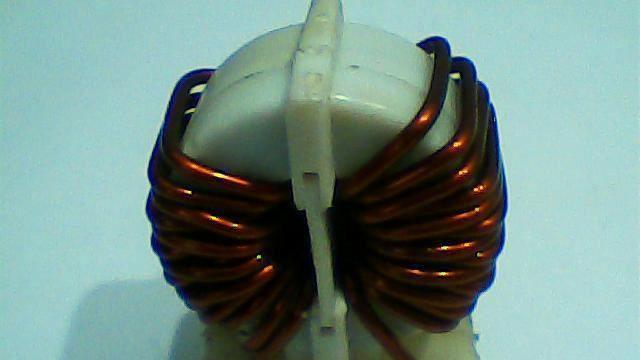磁环电感线圈25*15*15带护壳共模电感