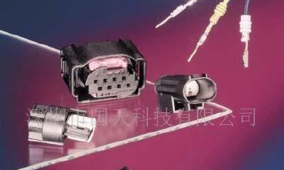 供应amp连接器,防水连接器,端子