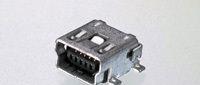 170360-1 0.163''间距连接器amp连接器