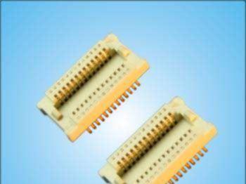 双槽板对板连接器/深圳双槽板对板代替韩国板对板