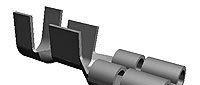 【现货】AMP连接器1-770971-0 0.163''间距连接器amp连接器