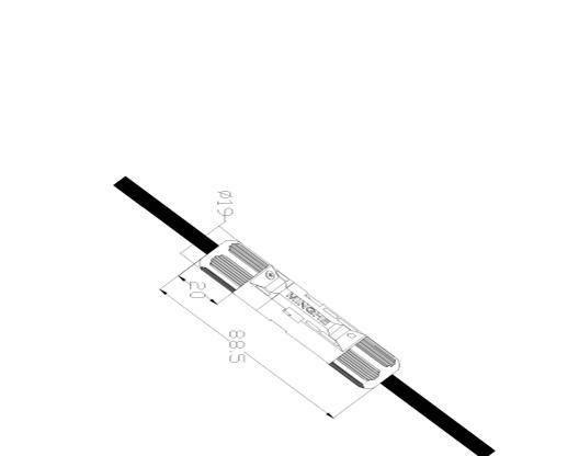 TUV/UL光伏连接器厂家直销IP67(MH4)