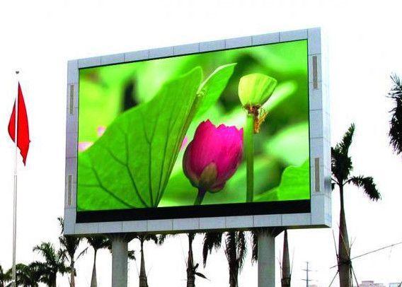 广州优质室内全彩LED显示屏,室内P6表贴三合一全彩电子屏