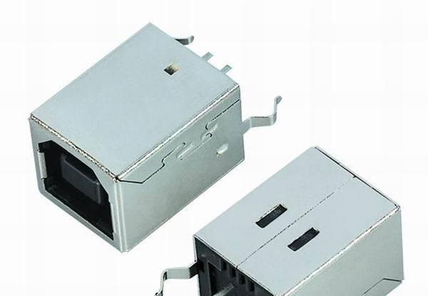 厂商直销 立式usb连接器