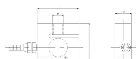 dzsc/19/0469/19046970.jpg HYWX-008位移传感器 拉绳位移传感器/拉线位移传感器是由光电采集部分(增量编码器、绝对值编码器、角位移传感器、精密电阻等)和一组机械外壳装置组成。外壳使用铝合金材料,外表面氧化处理,坚硬耐磨;可抗压、防震,适应高温、高压、等各种恶劣的使用场合;收线为原装进口不锈钢钢丝绳,该钢丝绳外层涂塑,抗腐蚀能力强、强度大、无伸缩;绕线弹簧机构采用进口不锈钢材料生产,抗腐蚀,收线稳定。使其成为一款结构紧凑、安装空间尺寸小、测量行程长、方便灵活、具有高精度测量的工