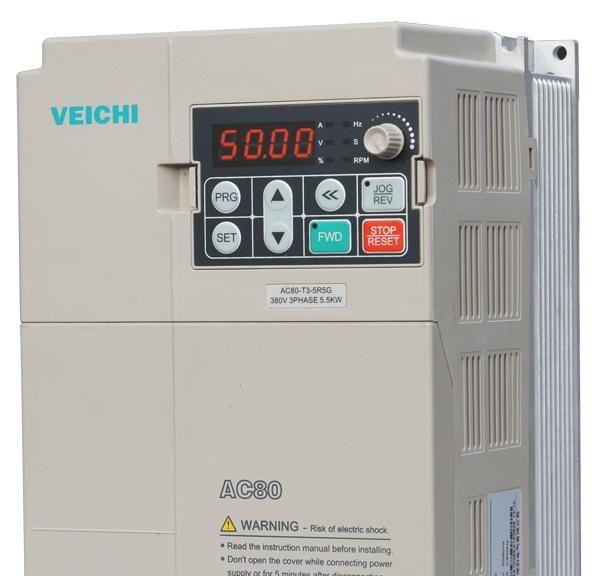 伟创ac80b高性能矢量变频器