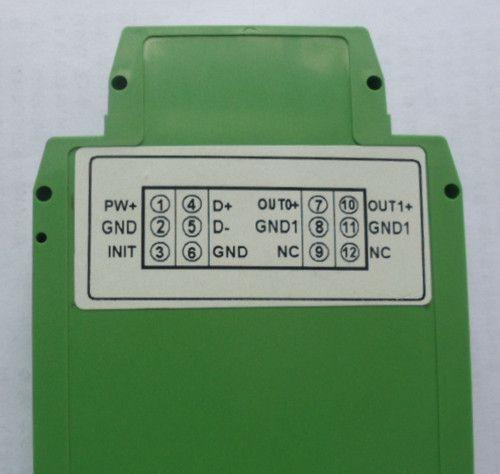 V高压直流隔离放大器 变送器图片