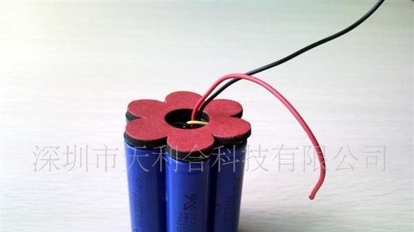 led灯锂电池,手电筒电池图片