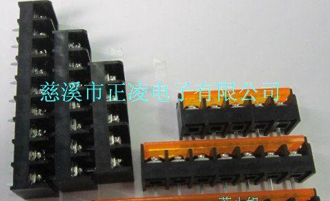 继电器模组(4位单刀)用接线端子(栅栏式带盖)kf301/dg635