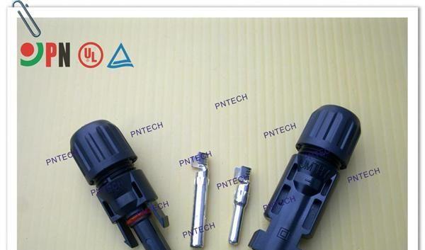 美标MC4光伏连接器/UL认证