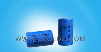 供应cr123锂电池3v电池图片