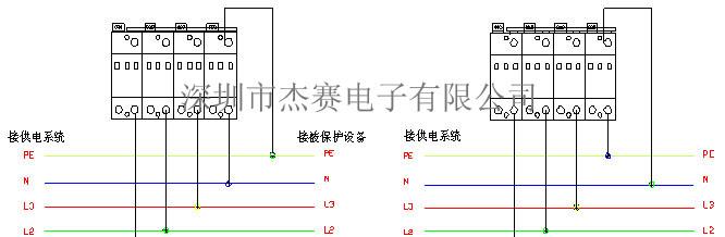 tp网络模块接法图解