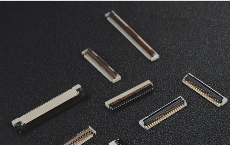 fpc连接器FFC05021,厂家生产注塑条形FFC05021连接器