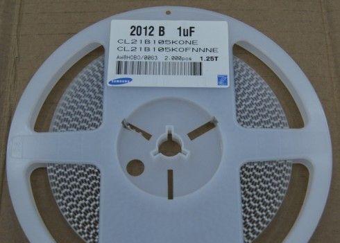 供应贴片陶瓷电容器CL21B105KOFNNNE