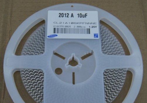供应贴片陶瓷电容器CL21A106KPFNNNE