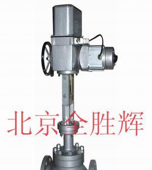 进口电动单座流量调节阀||北京大兴设备||大兴流量控制图片