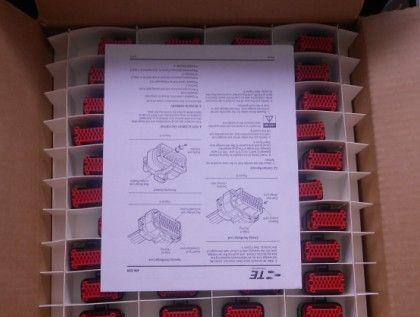 现货供应AMP/Tyco 770680-1 安普(泰科)汽车连接器