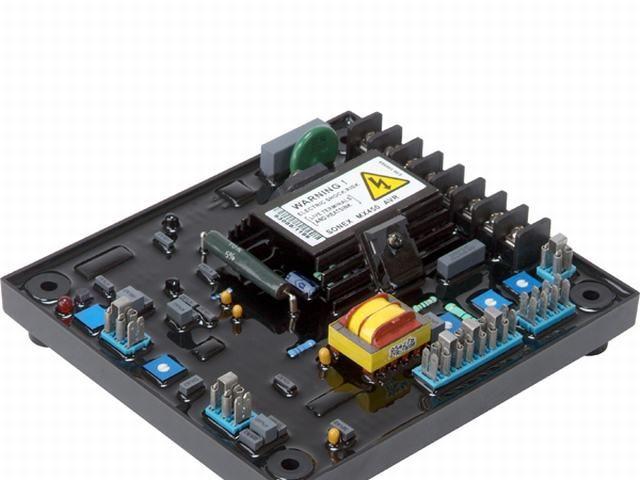 mx341发电机励磁电压调节器高清图片