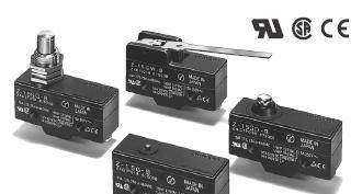 供应欧姆龙微动开关Z-15HW52-B
