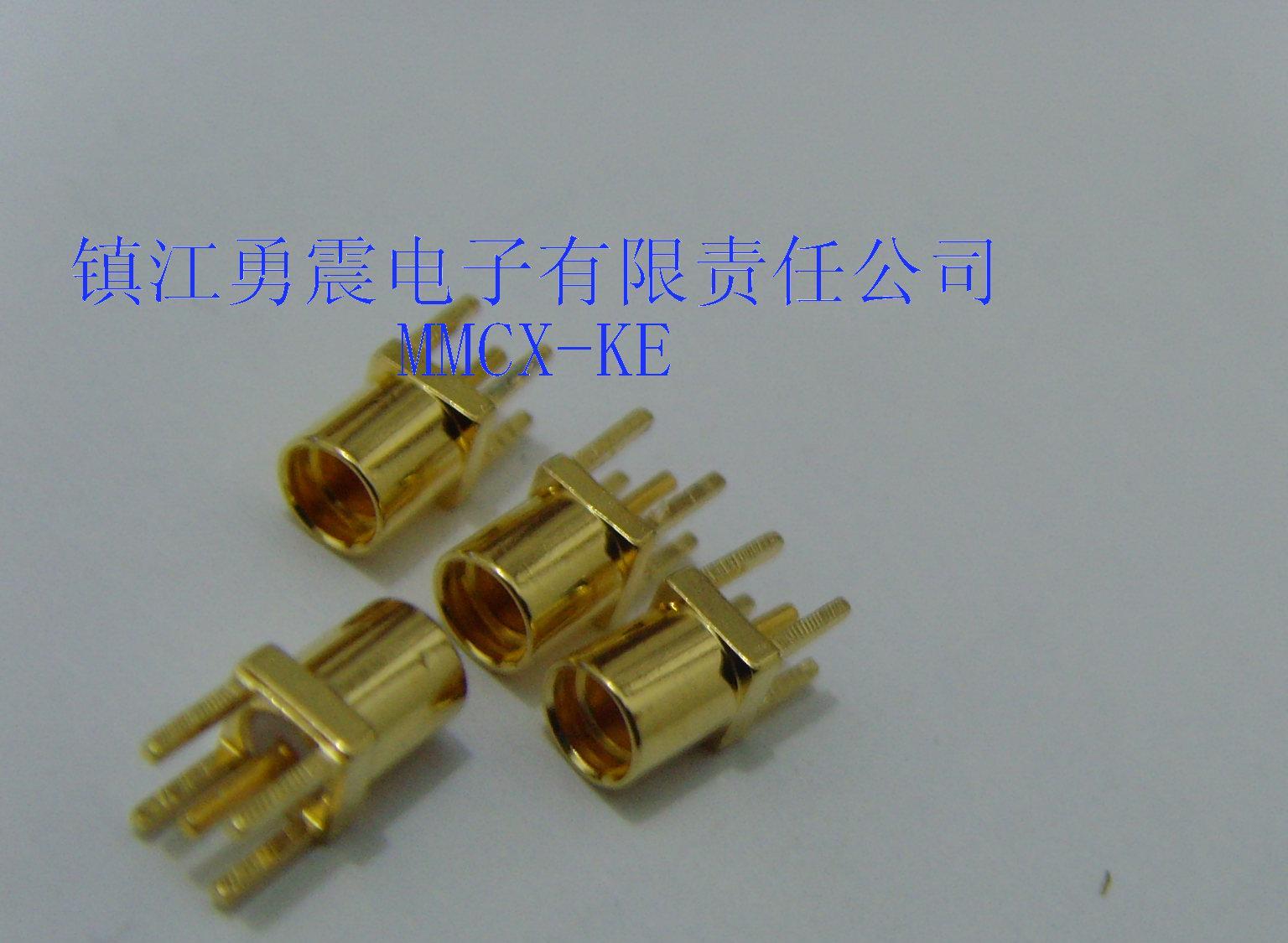 供应MMCX系列射频连接器