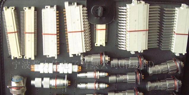 供应电连接器、航空插头座