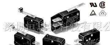 欧姆龙微动开关V-15-1A5/V-155-1C25/V-156-1C25