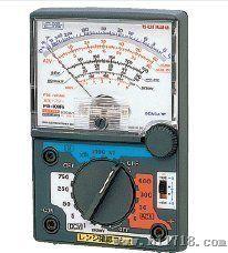 日本SANWA三和模擬指針萬用表PW-100FB最新報價