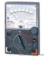 日本三和SANWA SH-88TR多功能指針萬用表最新報價