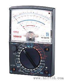 日本三和YX-361TR指針萬用表最新報價