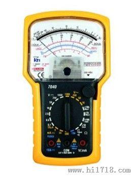 科泰KT7040指針萬用表最新報價