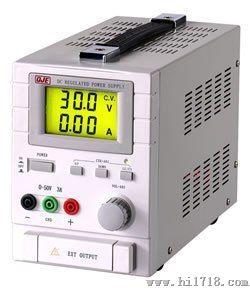 求精单路直流稳压电源QJ3005X最新报价图片