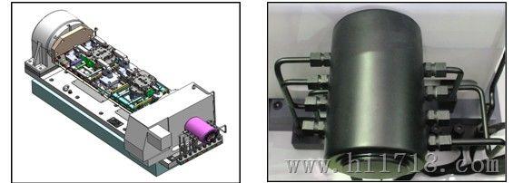 在四轴端盖液压夹具设计中