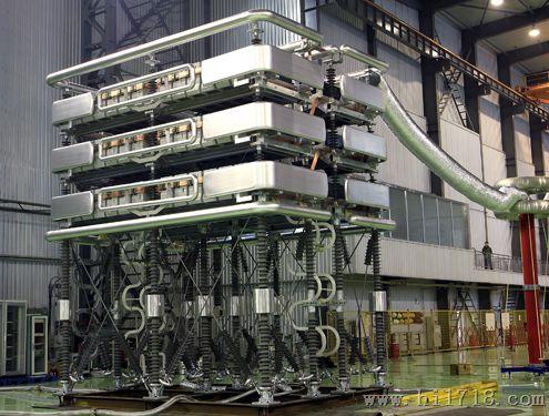我国研制柔性直流换流阀及阀控设备,开创多项世界之最