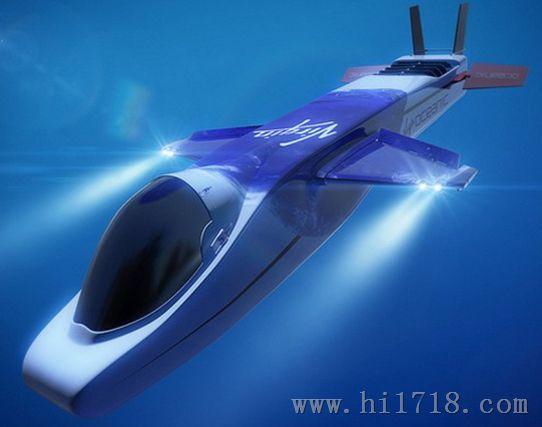能潜水也能飞行,是飞机还是潜艇?