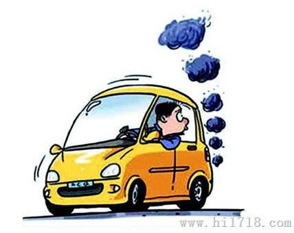 运用高科技手段对机动车尾气排放进行监管,在武汉还是第一次.