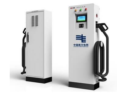 """作为新能源电动汽车充电领域的先锋,科陆自进入该领域就提出集"""""""