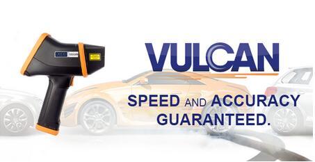 牛津仪器最新推出超快速金属分析仪Vulcan