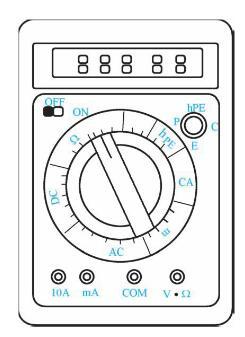 常用电工仪器仪表(一)