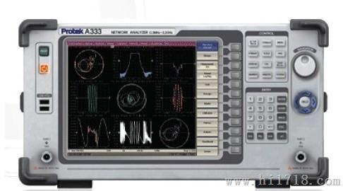 正弦波矢量网络分析仪