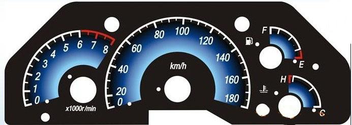 汽车仪表盘上电池标志总闪是怎么回事高清图片