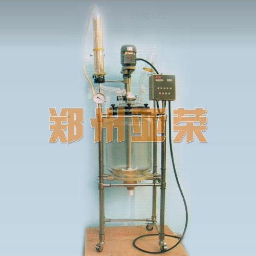 玻璃反应釜供应商