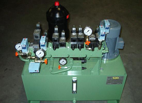 它是液压站的动力源图片